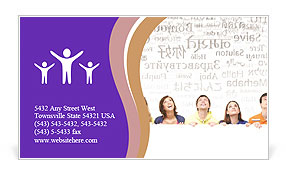 0000078050 Business Card Template