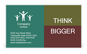 0000078054 Business Card Template