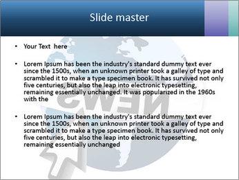0000078063 PowerPoint Template - Slide 2