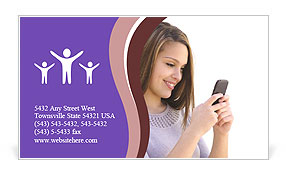0000078081 Business Card Template