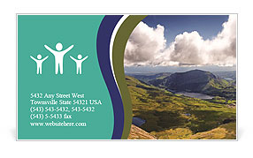 0000078087 Business Card Template