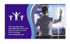 0000078093 Business Card Template