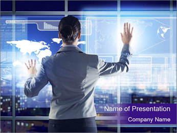 0000078093 PowerPoint Template - Slide 1