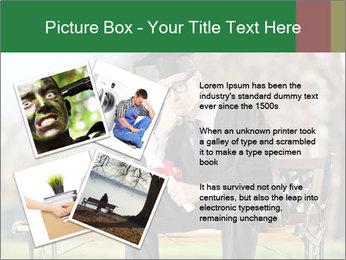 0000078098 PowerPoint Templates - Slide 23