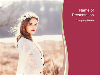 0000078103 PowerPoint Template - Slide 1
