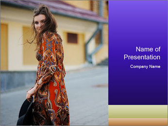0000078106 PowerPoint Template - Slide 1