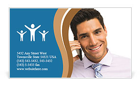 0000078121 Business Card Template