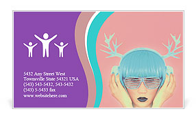 0000078127 Business Card Template