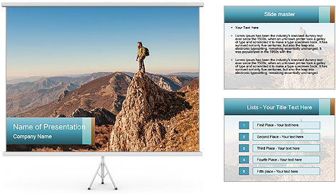 0000078160 PowerPoint Template
