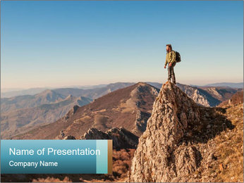 0000078160 PowerPoint Template - Slide 1