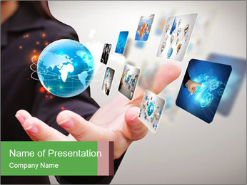 0000078163 PowerPoint Template - Slide 1