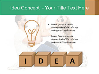 0000078164 PowerPoint Template - Slide 80
