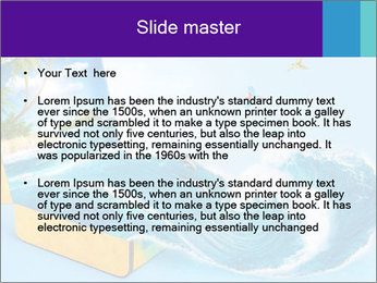 0000078174 PowerPoint Templates - Slide 2