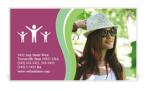 0000078175 Business Card Template