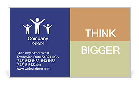 0000078181 Business Card Template