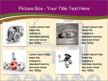 0000078184 PowerPoint Template - Slide 14