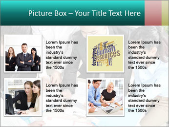 0000078186 PowerPoint Templates - Slide 14