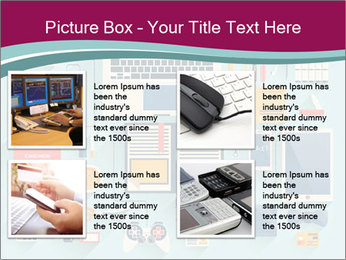 0000078201 PowerPoint Templates - Slide 14