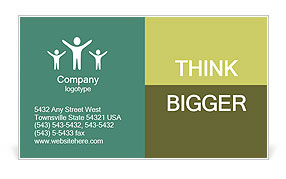 0000078216 Business Card Template