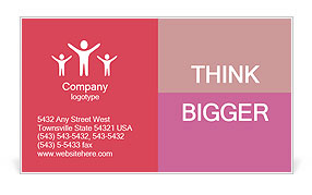 0000078239 Business Card Template