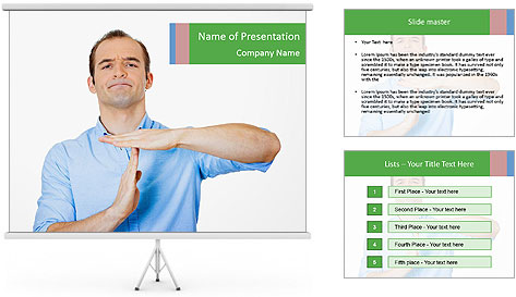 0000078242 PowerPoint Template