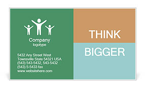 0000078245 Business Card Template