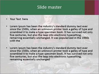 0000078278 PowerPoint Templates - Slide 2