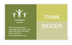 0000078288 Business Card Template