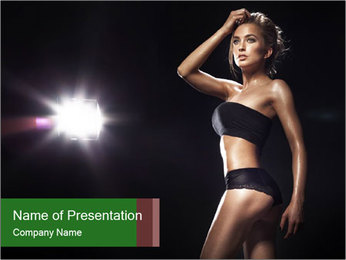0000078301 PowerPoint Template - Slide 1