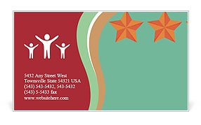 0000078303 Business Card Template