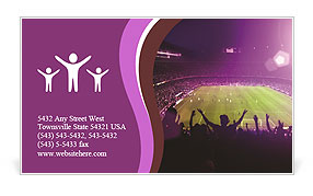 0000078307 Business Card Template