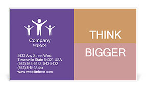 0000078317 Business Card Template