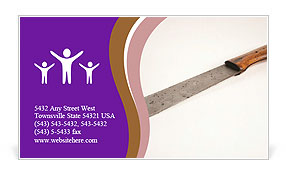 0000078340 Business Card Template