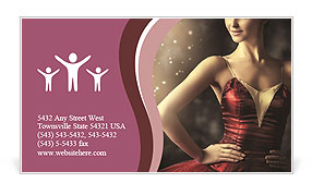 0000078367 Business Card Template