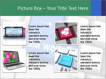 0000078386 PowerPoint Templates - Slide 14