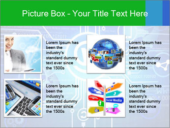 0000078387 PowerPoint Template - Slide 14