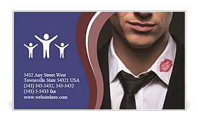 0000078400 Business Card Template