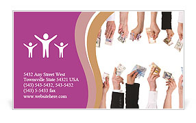 0000078413 Business Card Template
