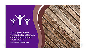 0000078414 Business Card Template