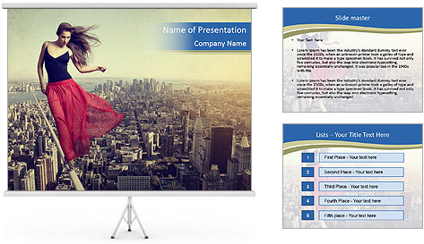 0000078424 PowerPoint Template