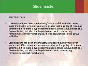0000078425 PowerPoint Templates - Slide 2