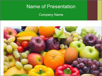 0000078426 PowerPoint Template - Slide 1