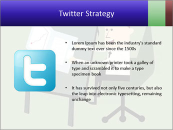0000078429 PowerPoint Templates - Slide 9