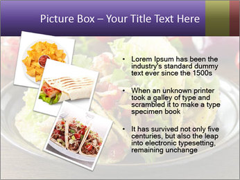 0000078430 PowerPoint Template - Slide 17