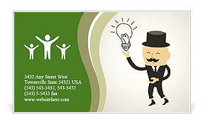 0000078441 Business Card Template