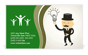 0000078442 Business Card Template
