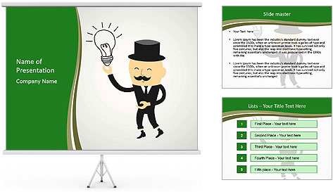 0000078442 PowerPoint Template