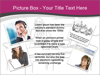 0000078446 PowerPoint Templates - Slide 24