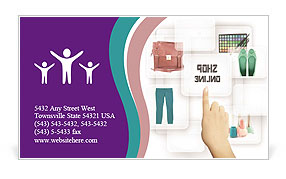 0000078486 Business Card Template