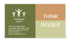 0000078536 Business Card Template
